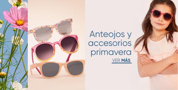 Anteojos y accesorios