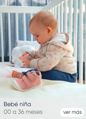 Bebé niña 0 a 12 meses