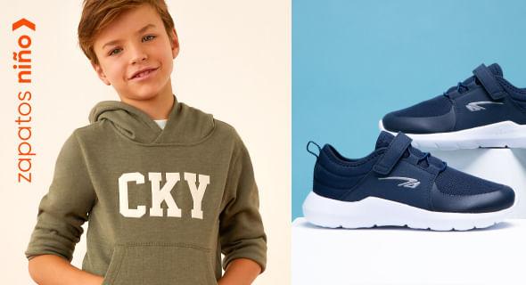 Zapatos Escolar Boy