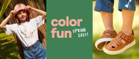 Color Fun - Spring  | Colloky Chile