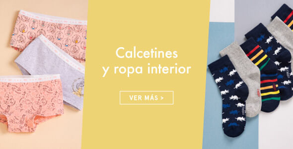 Calcetines y Ropa interior | Colloky Chile