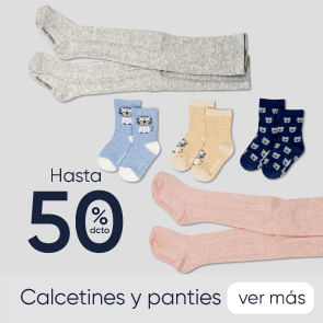 Calcetines y Panties