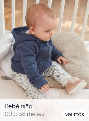 Bebé niña 0 a 36 meses