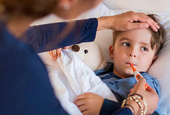 Salud en los ninos