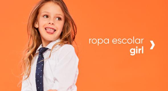 Ropa escolar girl