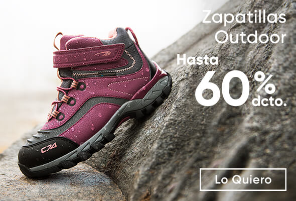 Zapatillas outdoor