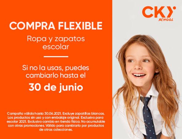 Compra Flexible Escolar