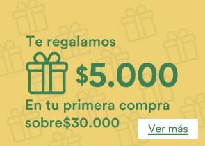 Banner Informativo 5.000 | Colloky Chile