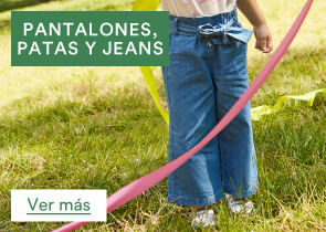 Banner Pantalones patas y jeans | Colloky Chile
