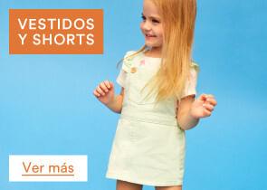 Vestidos y shorts | Colloky Chile