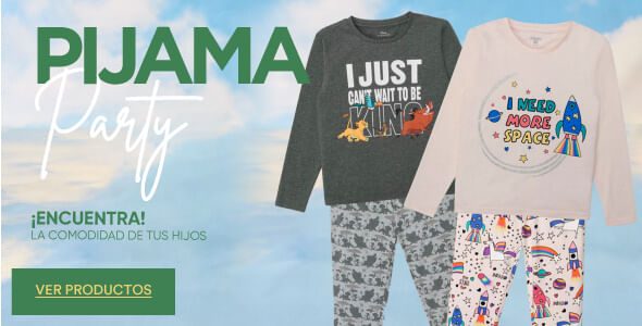 Banner | Pijama Party
