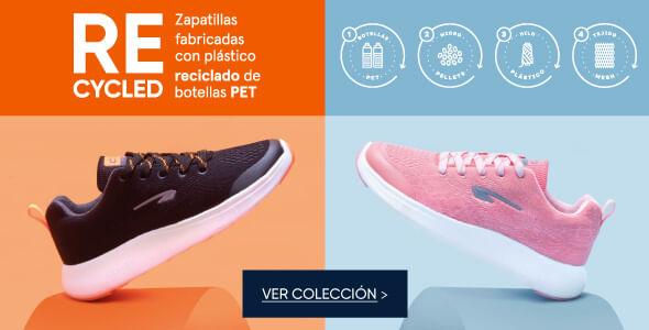 Banner | Zapatillas recicladas