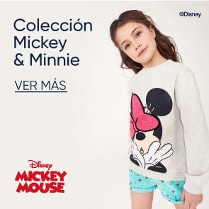 Colección Mickey y Minnie