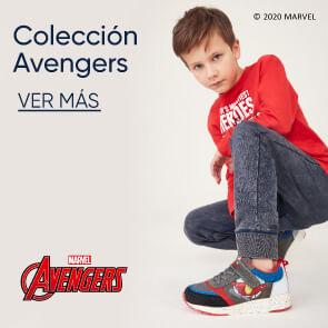 Colección Avengers