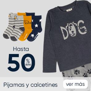 Pijamas y Calcetines Otoño