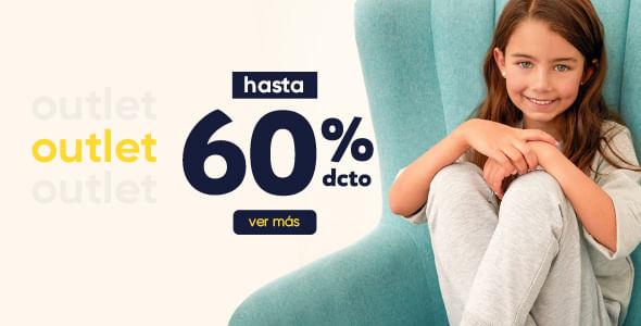 Outlet hasta 60%