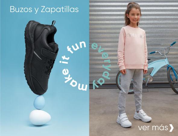 Buzos y Zapatillas