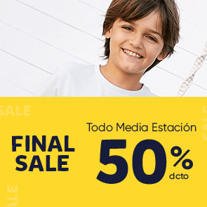 Final Sale estación