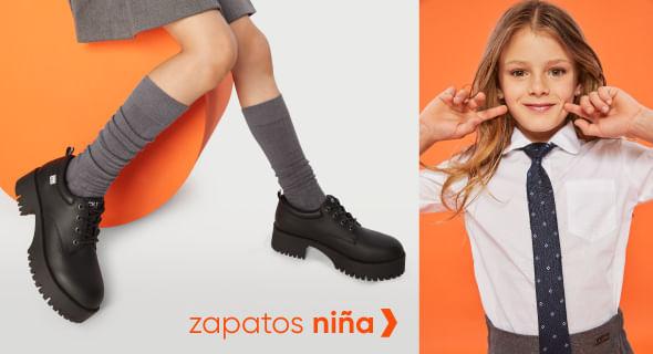 Zapatos Escolar Niña